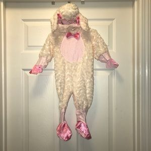 Other - Little Lamb Costume; 12-18 months